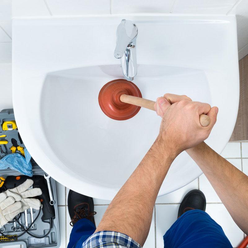 plumbing service repair